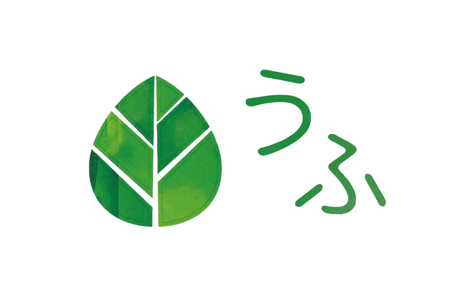 うふカフェ ロゴ