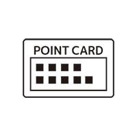 ショップカードやポイントカード